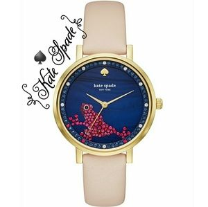 ♠Kate Spade Monterey Collection Frog Watch